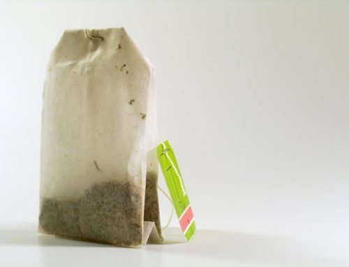 Tea Bags and Touchscreens
