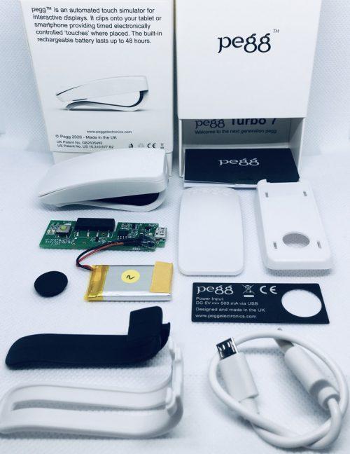 pegg Turbo 7 DIY Kit