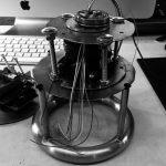 OB5-E Spinning Smart Speaker - Inner Component Testing